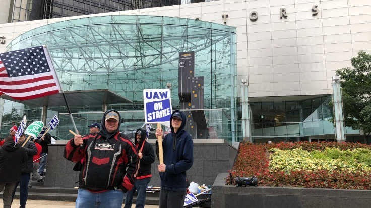 UAW strike cost GM $3 billion