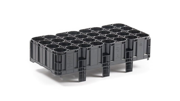 32 cell tree propagation tray for 50 mm Ellepots