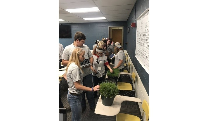 Hundreds compete in annual Ohio High School Landscape Olympics
