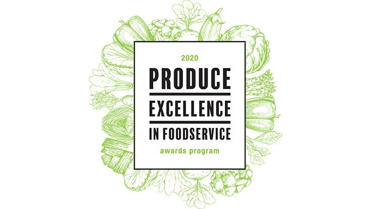 Nominations being accepted for United Fresh's 2020 Produce Excellence in Foodservice Awards Program