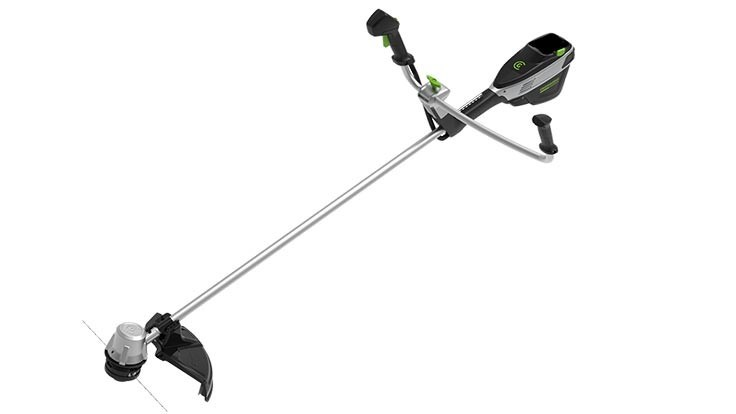 New bike handle trimmer from Greenworks