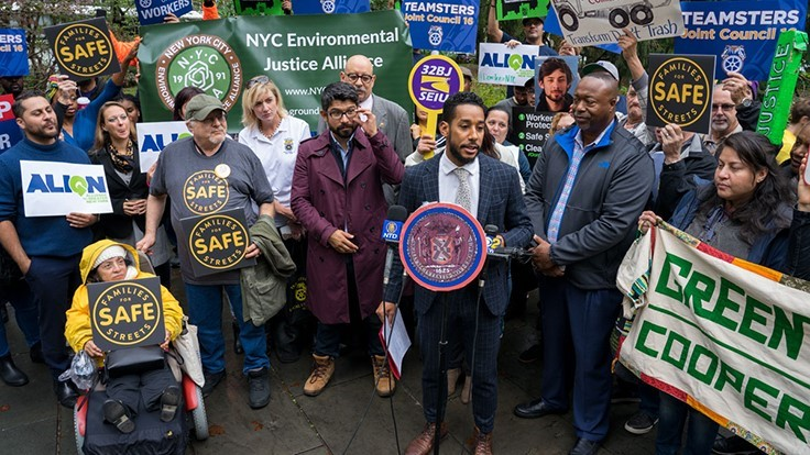NYC passes Commercial Waste Zones bill