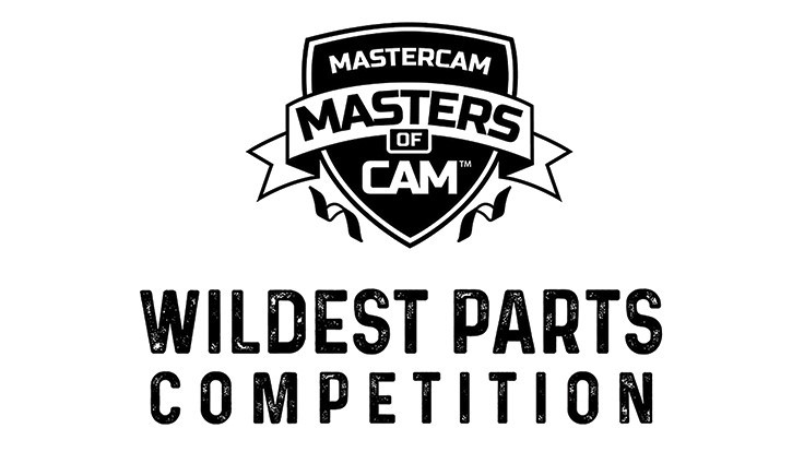 Mastercam's 2019 Wildest Parts competition winners