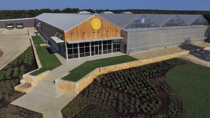 New Texas lettuce grower TrueHarvest Farms working with Green Automation