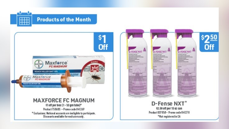 Univar Solutions Announces November Products of the Month