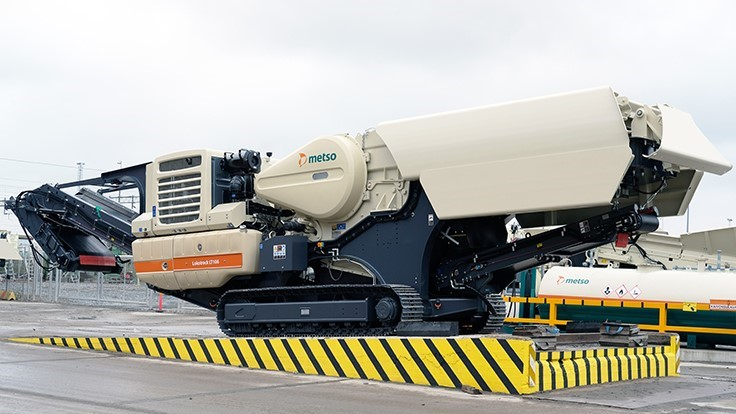 Metso retrofits equipment to operate in extreme cold