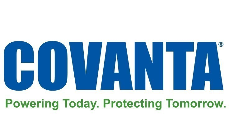Covanta wins award for excellence in community service