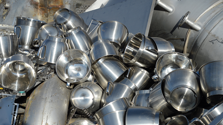 BIR World Recycling Convention: 'Soft patch' for stainless steel
