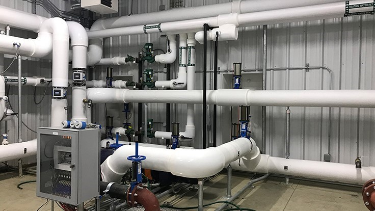 Quasar Energy Group completes project in Ohio wastewater treatment plant