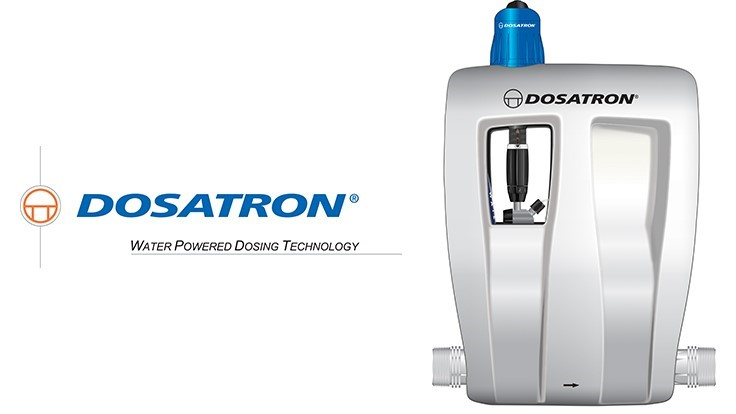 Dosatron introduces D132 Mega-Flo injector
