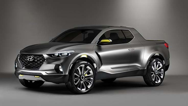 Hyundai to build pickup-like crossover in Alabama