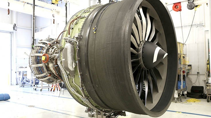 GE delivers 2,000th GEnx engine