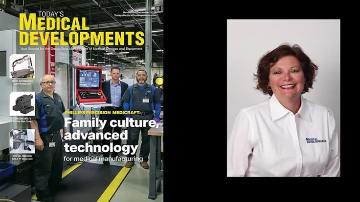 TMD November-December 2019 issue highlights (video)