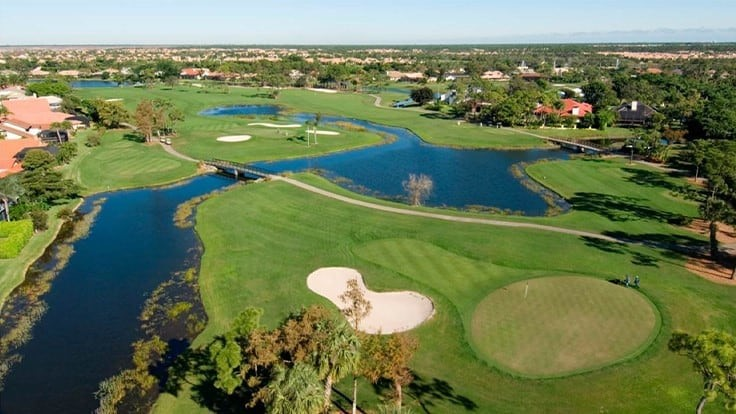 PGA National Resort & Spa enhancing Squire Course