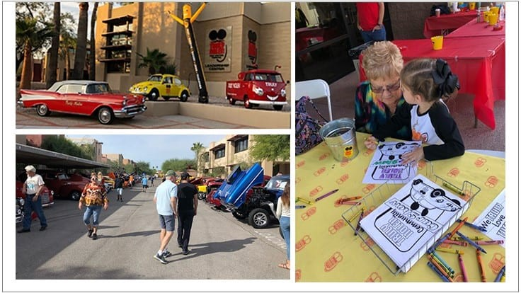 Truly Nolen Hosts 3rd Annual Community Car Show
