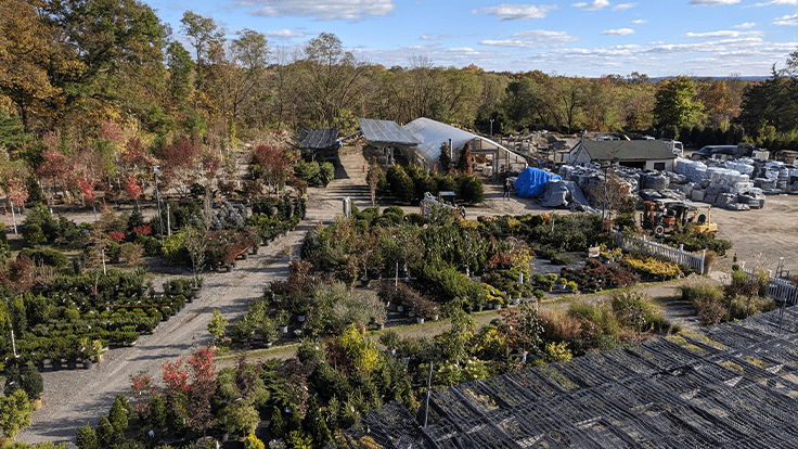 New Jersey garden center goes green with solar power