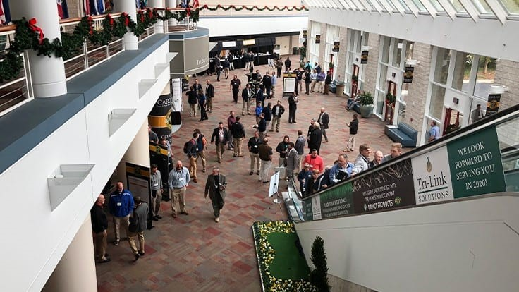 Carolinas GCSA Conference and Show sets highs in multiple categories