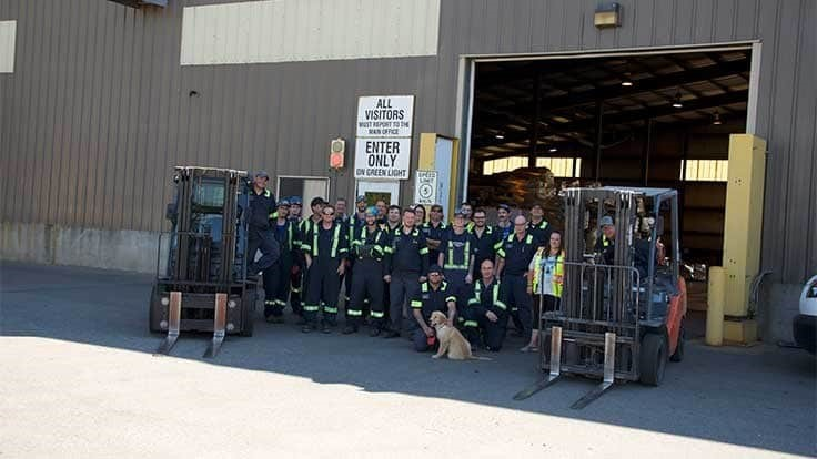 KC Recycling expands capacity for CRT glass