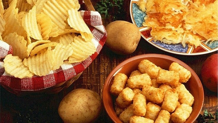 Processed Potato Products Gain in Popularity