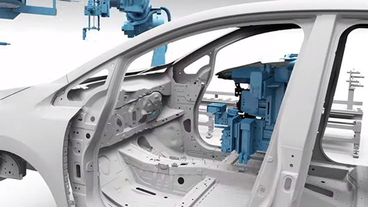 Nissan rolls out connected factory technologies (Video)