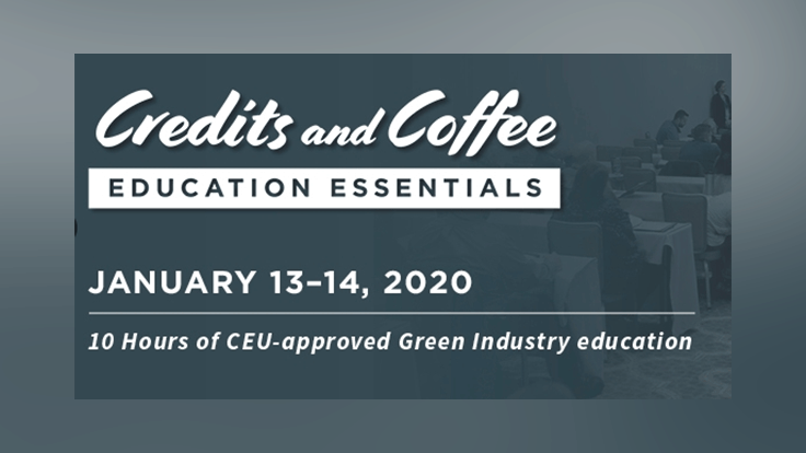 "ONLA to offer new ""Credits and Coffee"" experience in 2020"