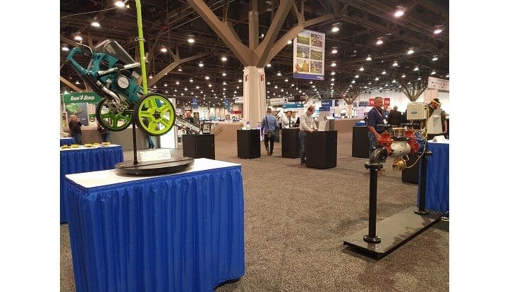 New Product Contest winners honored at Irrigation Show