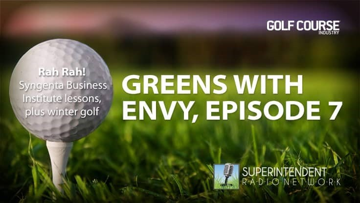 Greens with Envy, Episode 7