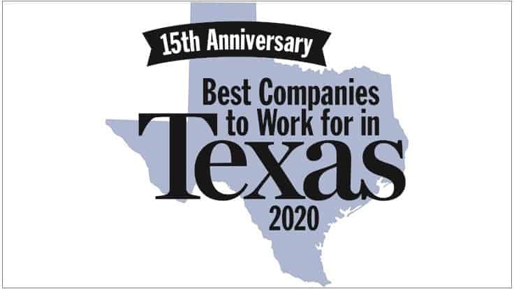 Versacor Named a 'Best Company to Work for in Texas' for 2020