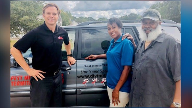 Bug Busters Acquires Divine Team Pest Control of Winder, Georgia