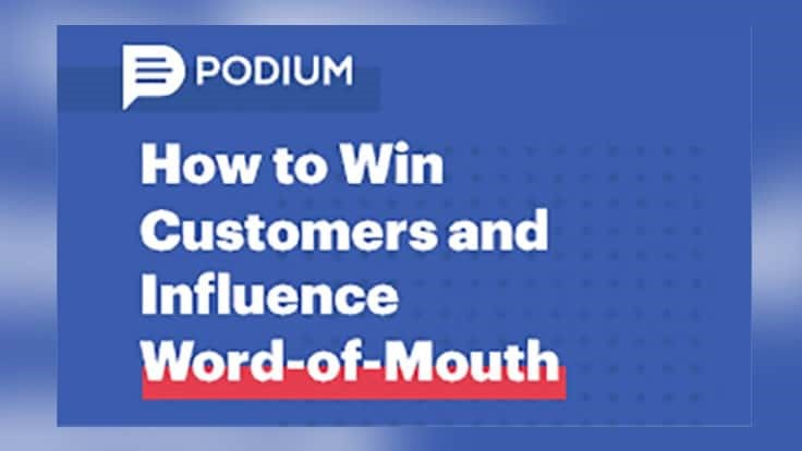 Upcoming Webinar: How to Win Customers and Influence Word-of-Mouth