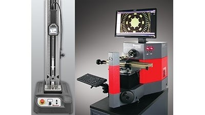 Starrett vision systems, comparators, & force measurement
