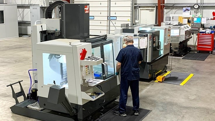 Solar Atmospheres of W. Pa. adds machining capacity