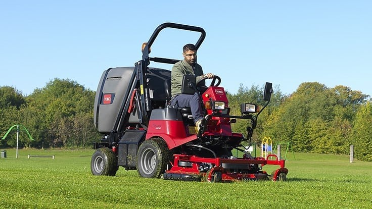 Toro introduces ProLine H800 direct collect rotary mowers