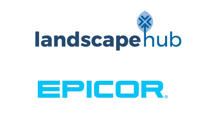 LandscapeHub and Epicor announce plans to form partnership