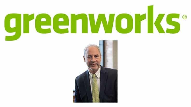 Greenworks Tools names new North American president
