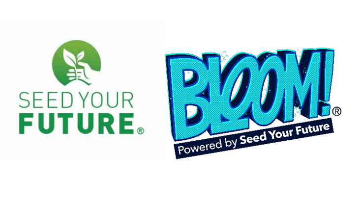 New BLOOM! campaign introduces youth to plant-based solutions to community challenges