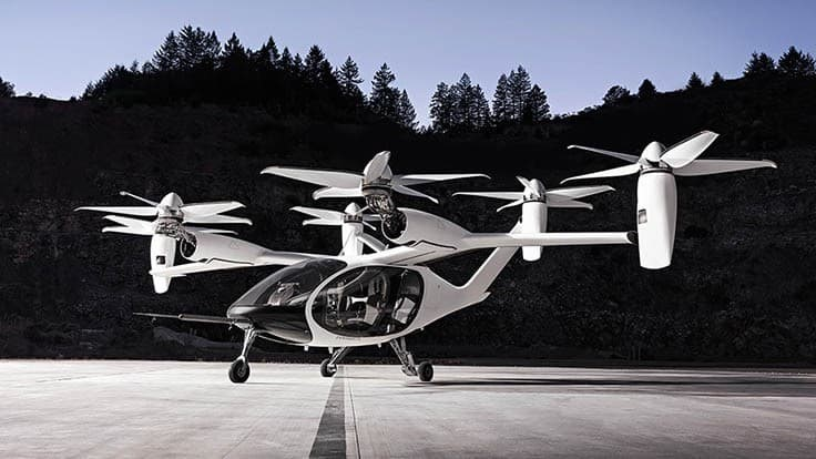 Toyota invests $394 million in Joby Aviation