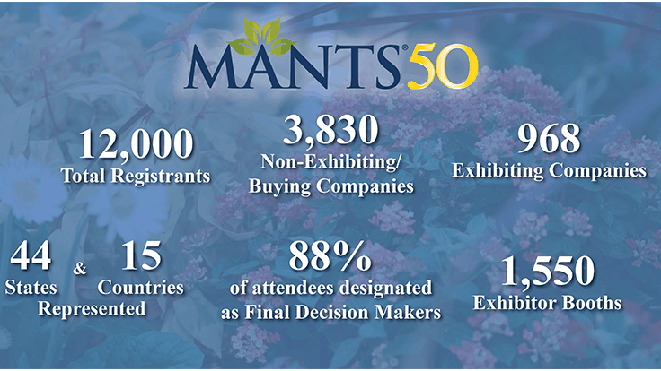 MANTS' 50th anniversary attracts highest attendance numbers in over a decade