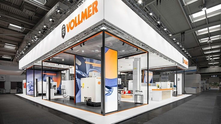 Full-line supplier Vollmer introduces trio of technology
