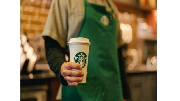 Sustainability alert: Starbucks pledges to become 'resource-positive' in coming decades