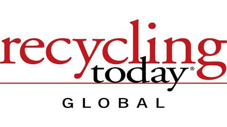 'Recycling Today' merges its Global content