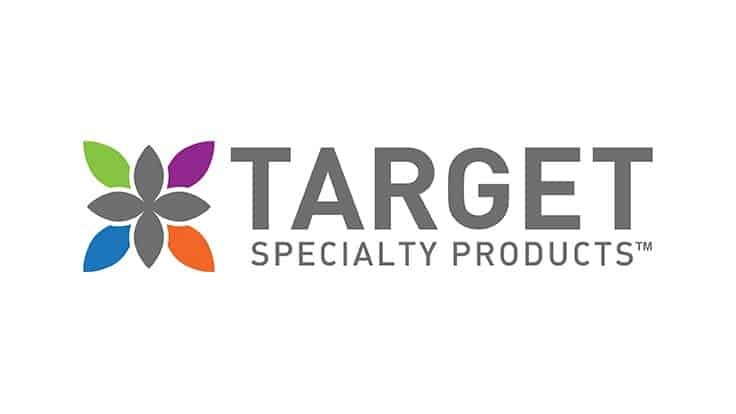 Target Specialty Products highlighting education, products, customer panelists at GIS