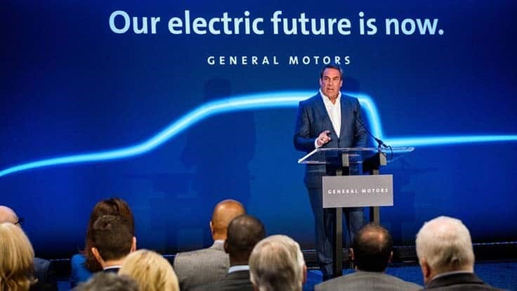 Following stay of execution, GM Detroit-Hamtramck to focus 100% on electric vehicles