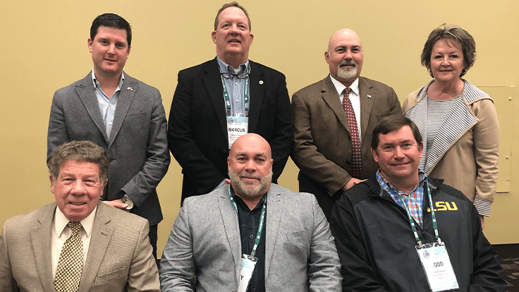 Southern Nursery Association elects new board
