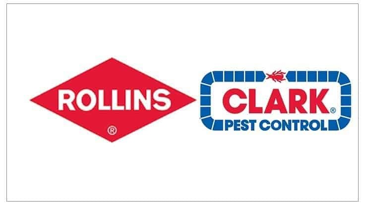 Rollins Agrees to Acquire Second Clark Pest Control Business
