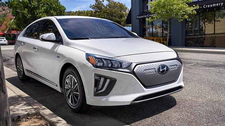 Hyundai increased range of Ioniq EV