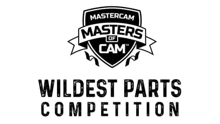 2020 Masters of CAM Wildest Parts Competition