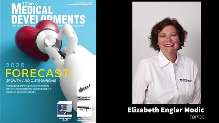 Today's Medical Developments' Jan-Feb 2020 Issue Highlights (video)