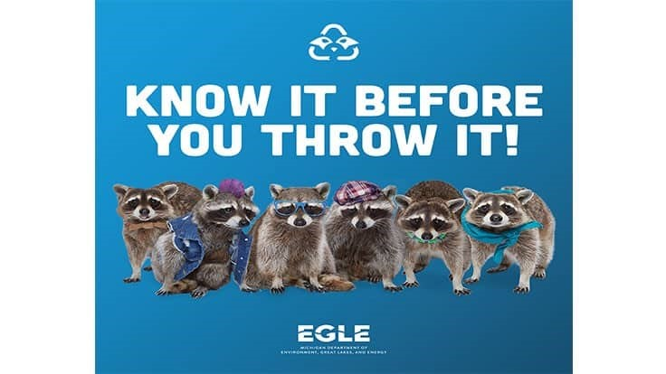EGLE, The Recycling Partnership award more than $2M in Michigan recycling grants