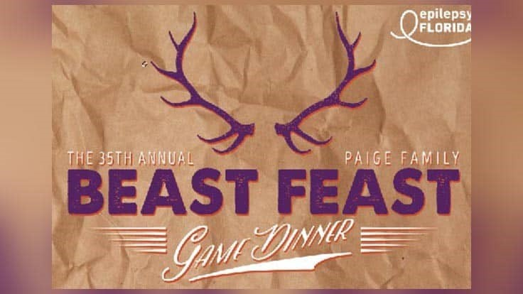 John Paige's 'Beast Feast' Fundraiser is March 14